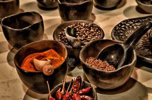 Atelier du petit herboriste - les épices @ La taverne de Dada